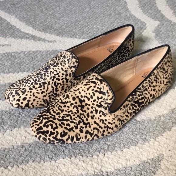 Dr Scholls Original Collection Leopard